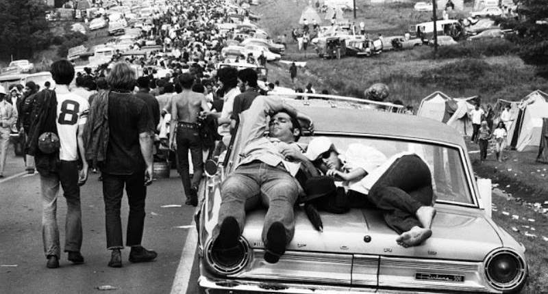 69 Wild Woodstock Photos That Will Transport You To The