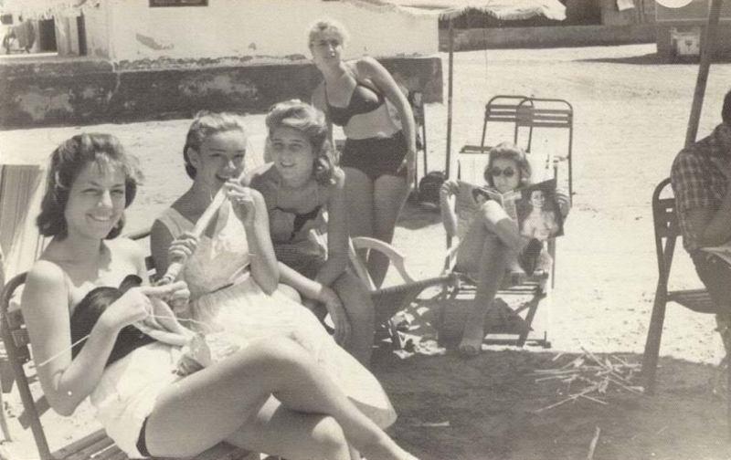 1960s Egypt Bikinis