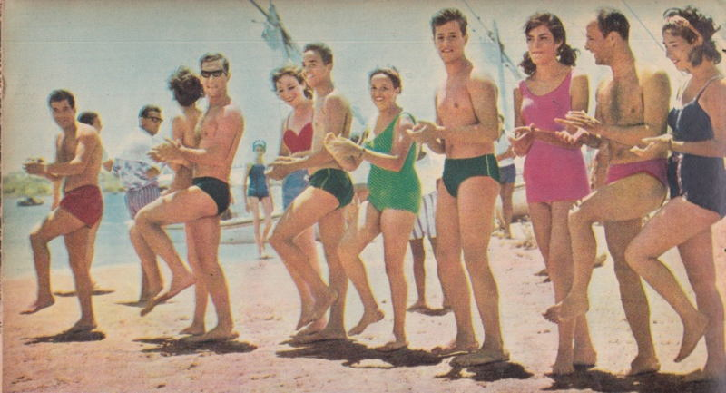 1960s Egypt Color