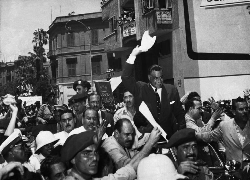 1960s Egypt Nasser