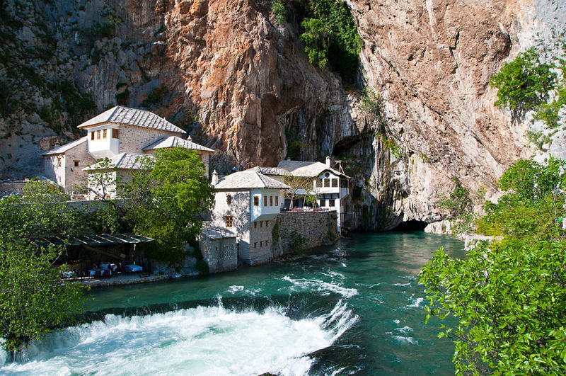 5 Amazing Countries Bosnia Tekija