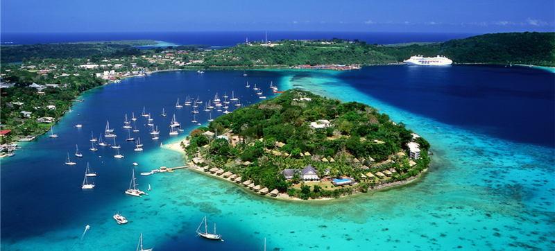 5 Amazing Countries Vanuatu