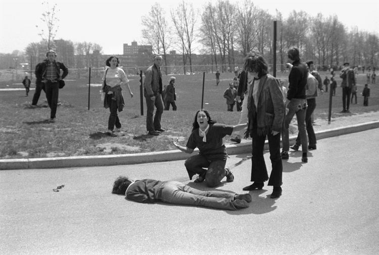 Extreme Protests Kent State