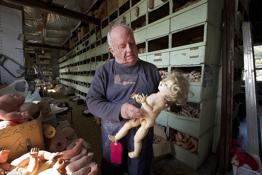 Doll Hospital Chief Surgeon