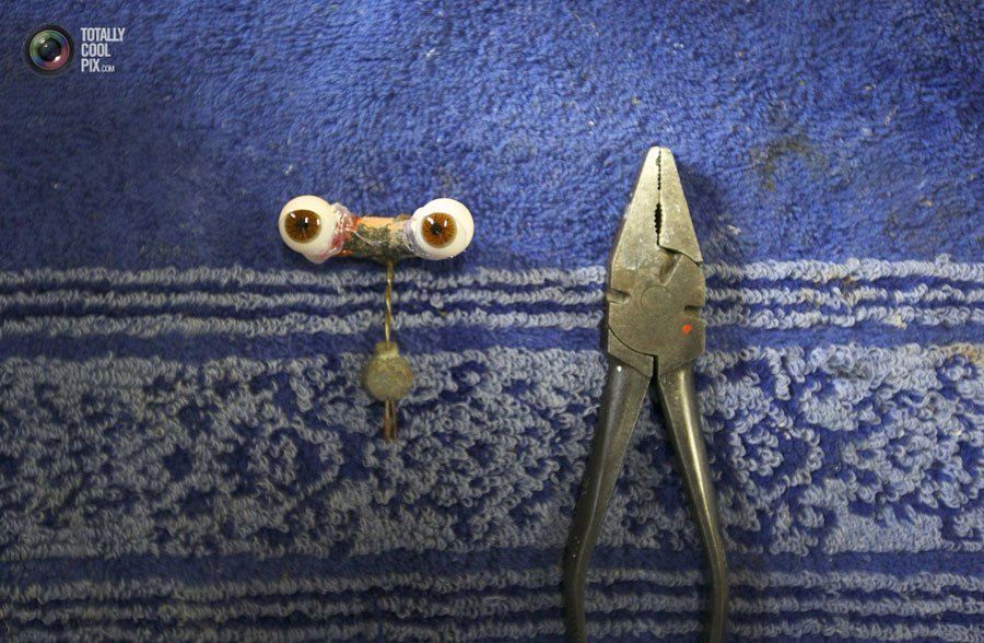 Doll Hospital Eyes Pliers