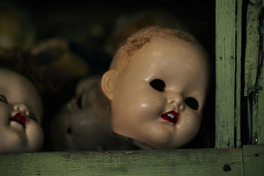Doll Head Teeth