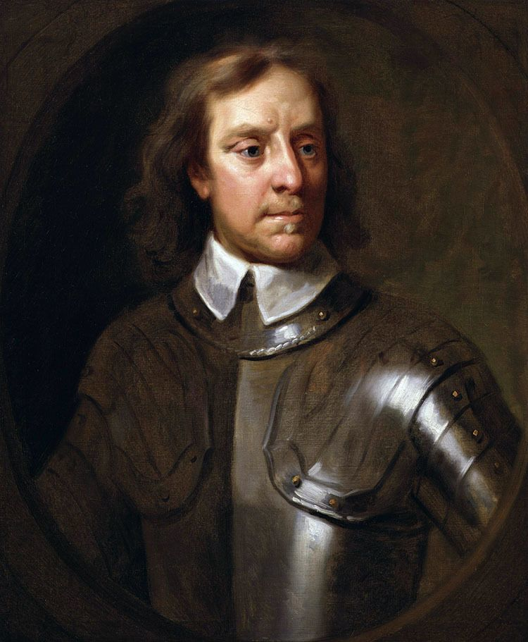 Oliver Cromwell Corpse