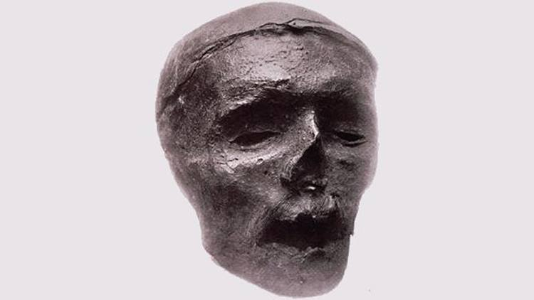 Famous Corpses Oliver Cromwell Head