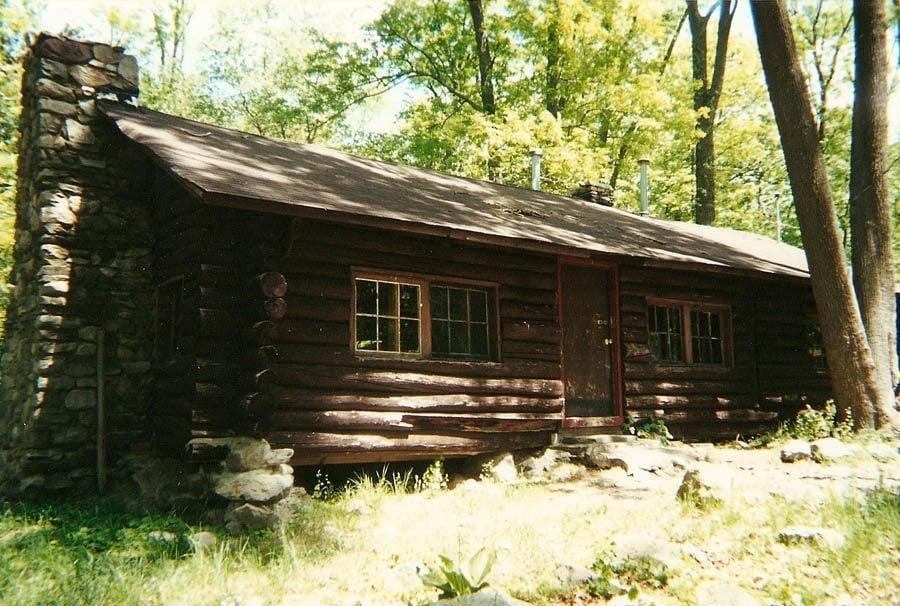 Horror Film Locations Crystal Lake Cabin