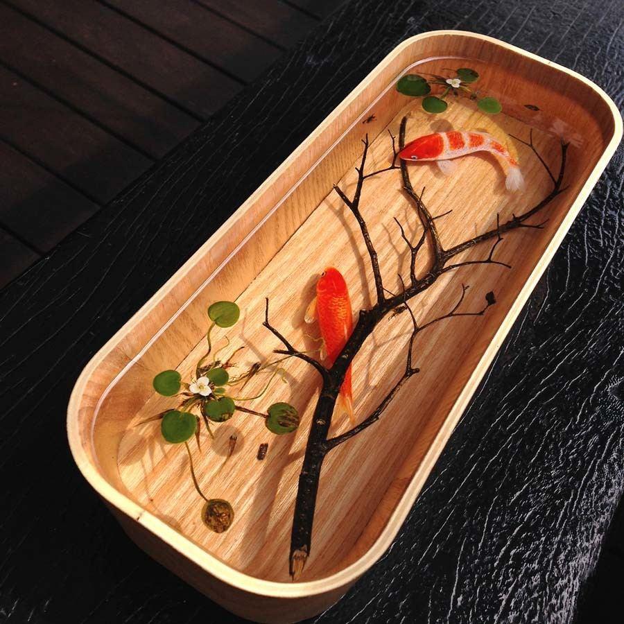 Keng Lye Fish In Box