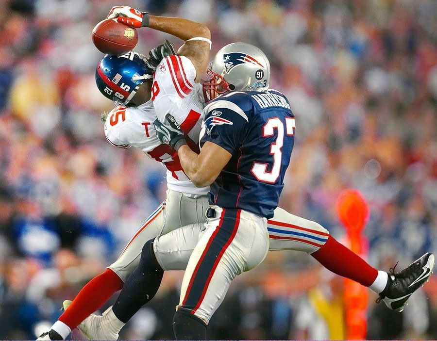 NFL Photos David Tyree