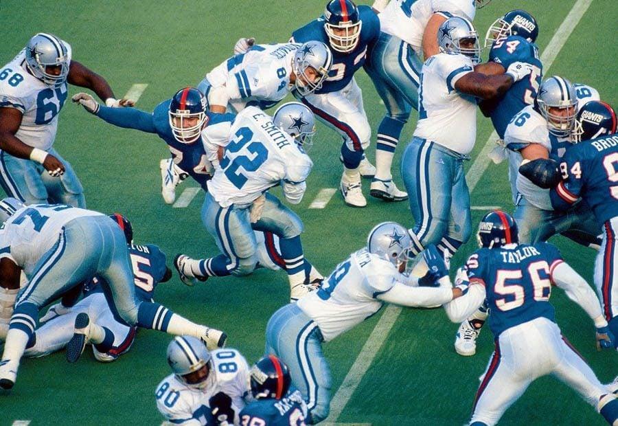 NFL Photos Emmitt Smith