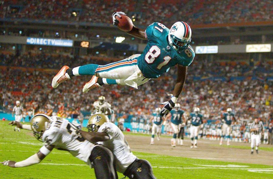 NFL Photos Flying High