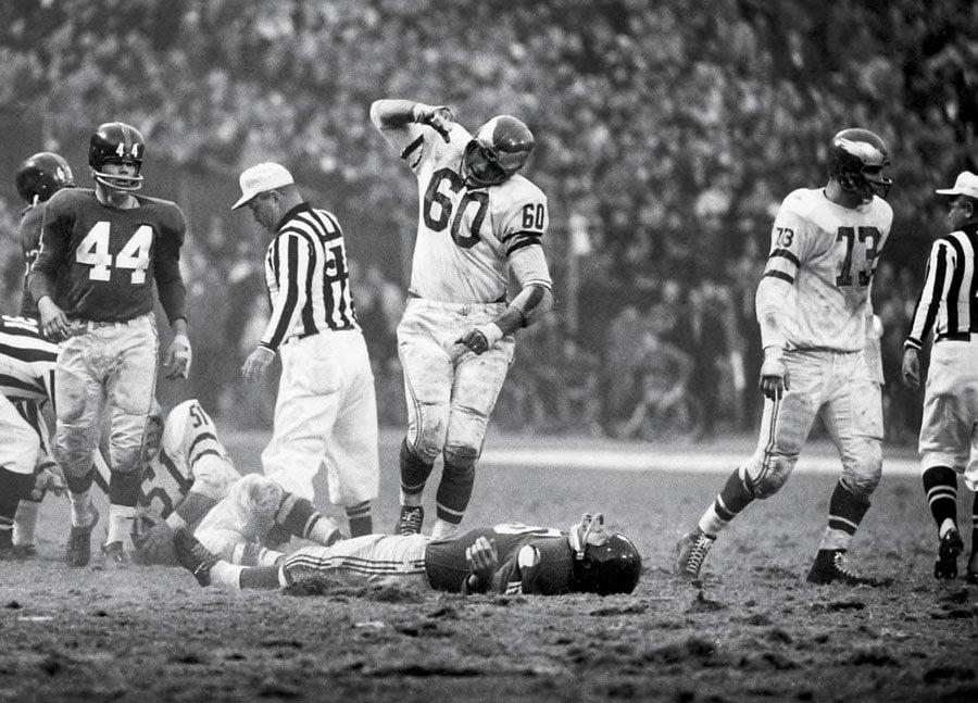 NFL Photos Gifford