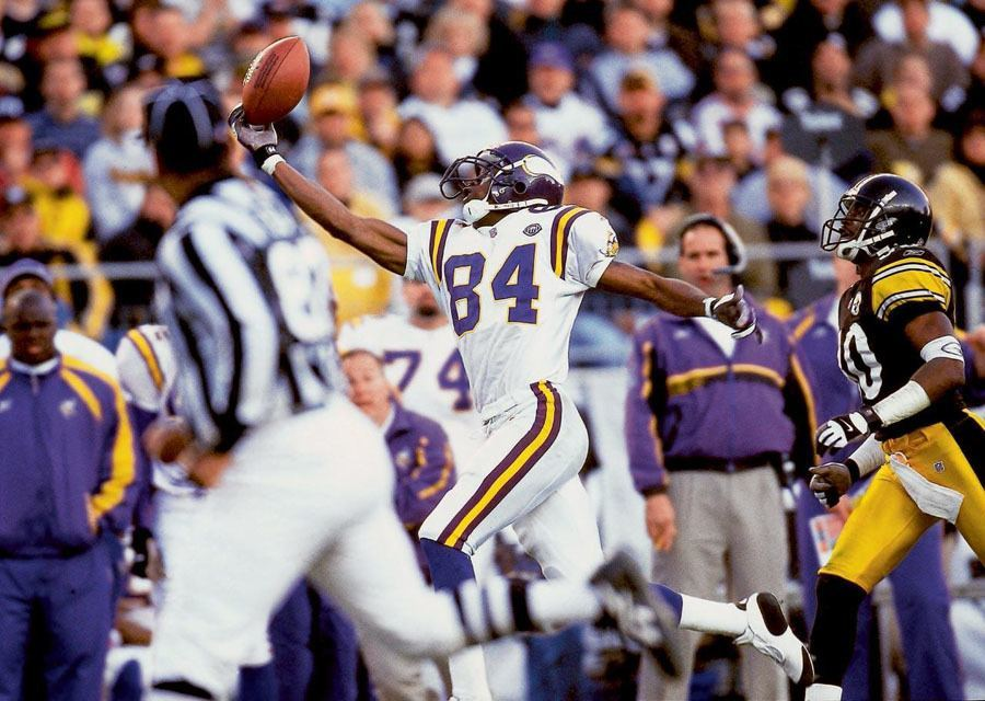 NFL Photos Randy Moss