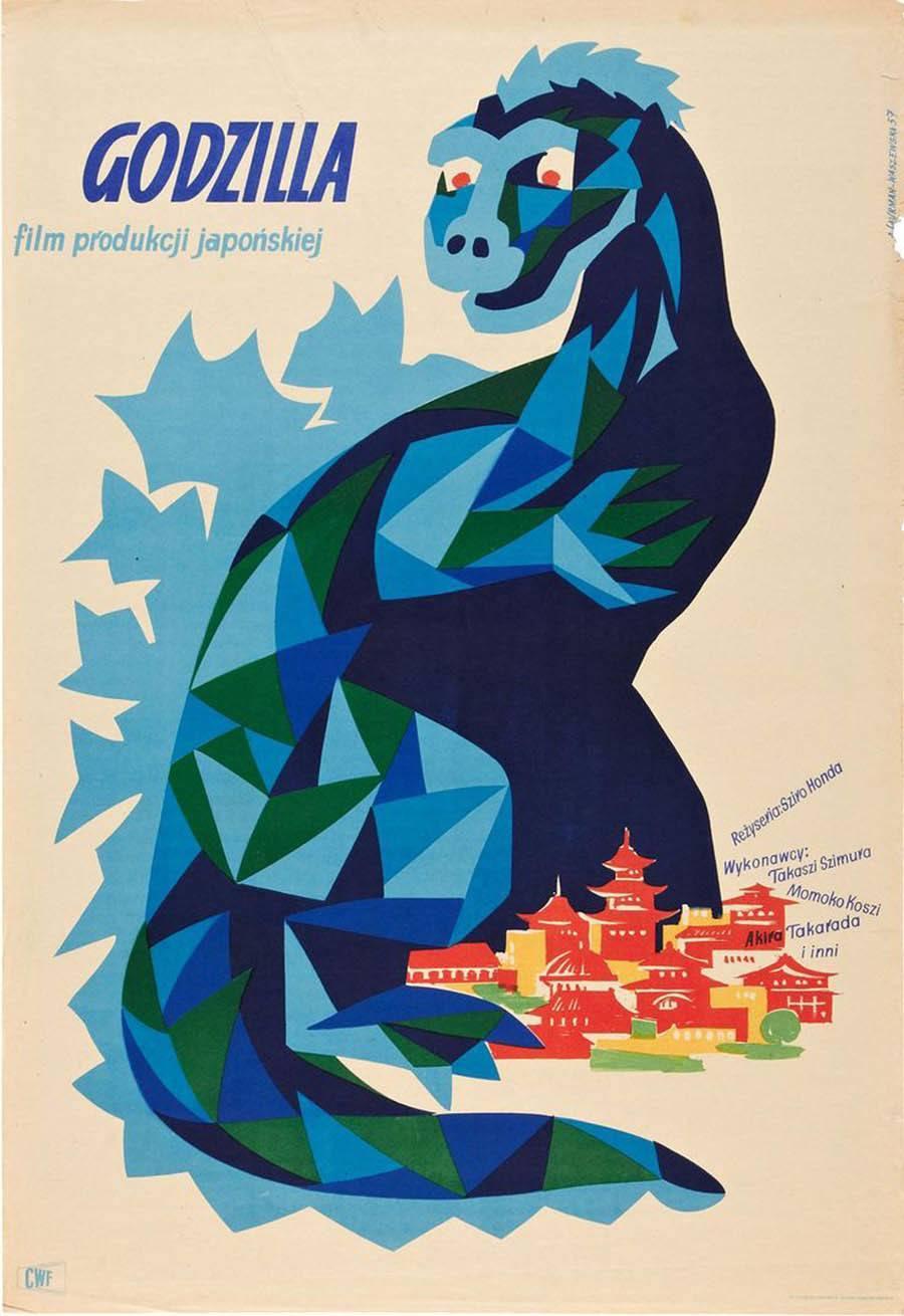 Polish Godzilla