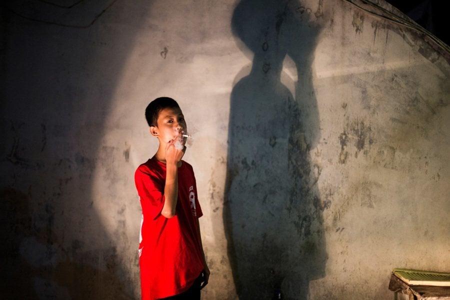 Child Smokers