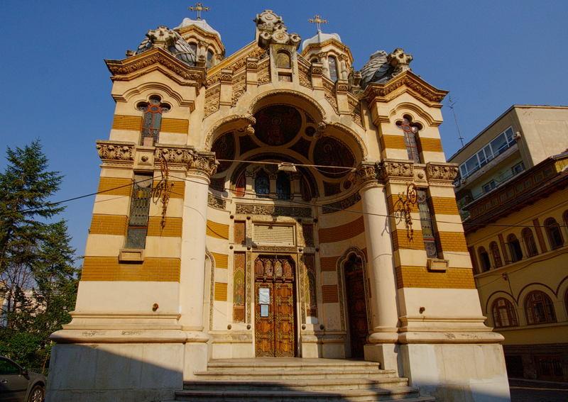 Bucharest Amazei