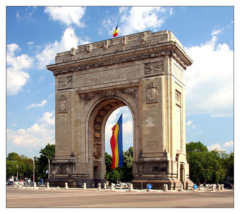 Bucharest Arcul