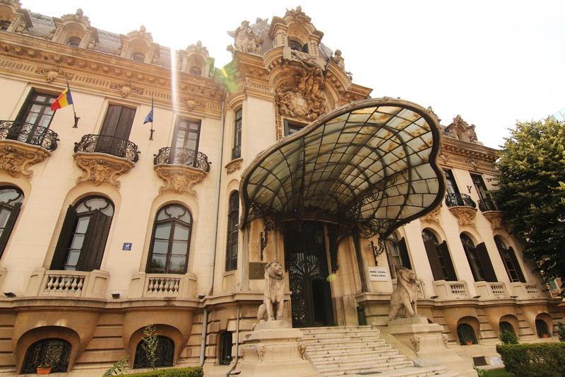 Enescu Building