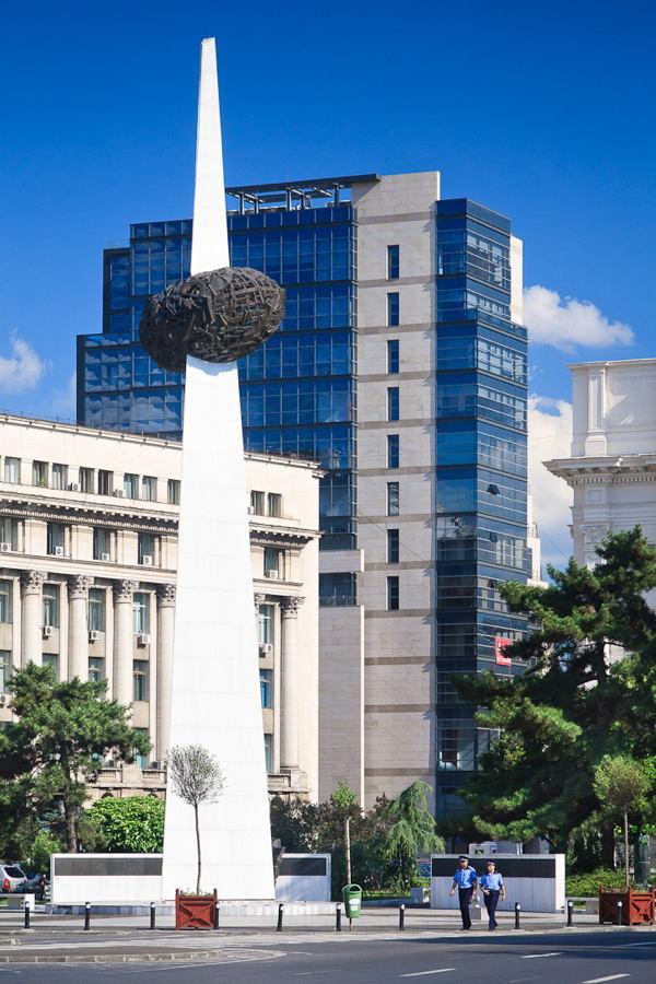 Bucharest Memorial Rebirth