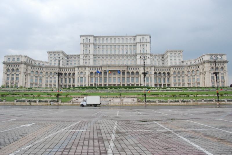 Bucharest People's house