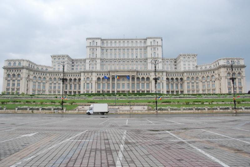 Bucharest People's house