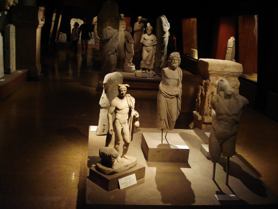 Archaeology Museum In Istanbul