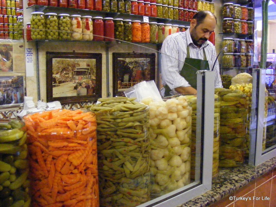 Pickles In Istanbul