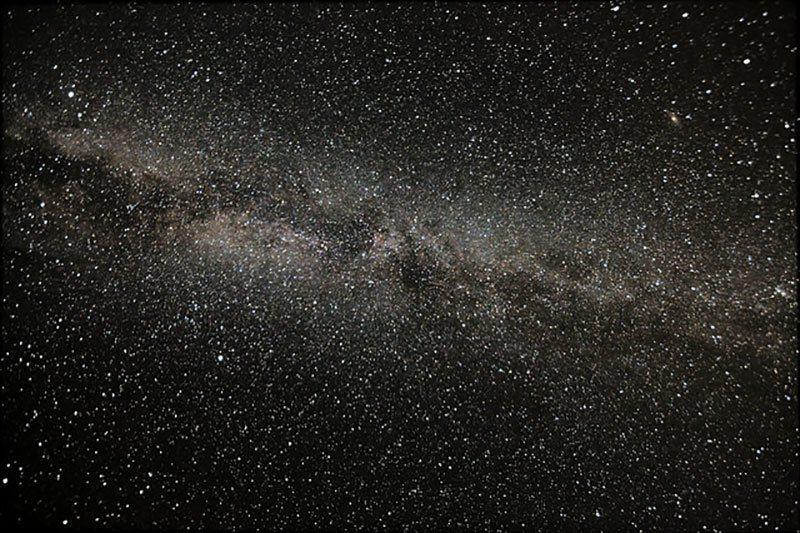 Milky Way Up Close