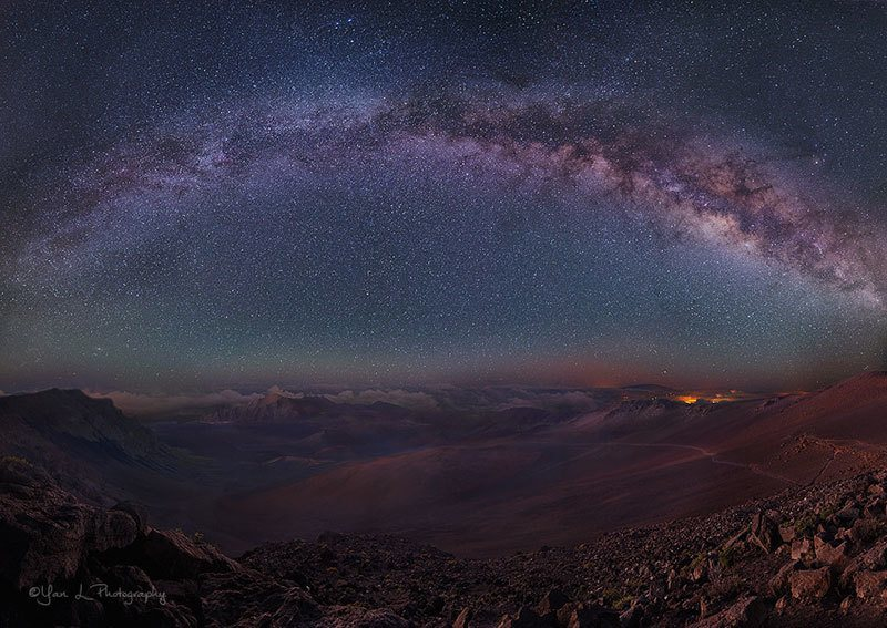 Under the Milky Way by Yan L. Source: Flickr