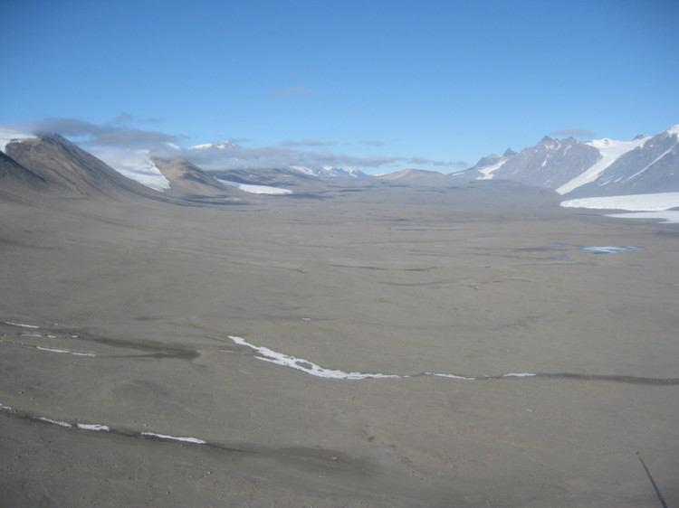 Atacama Desert Antarctica