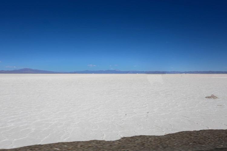 Atacama Desert Dry