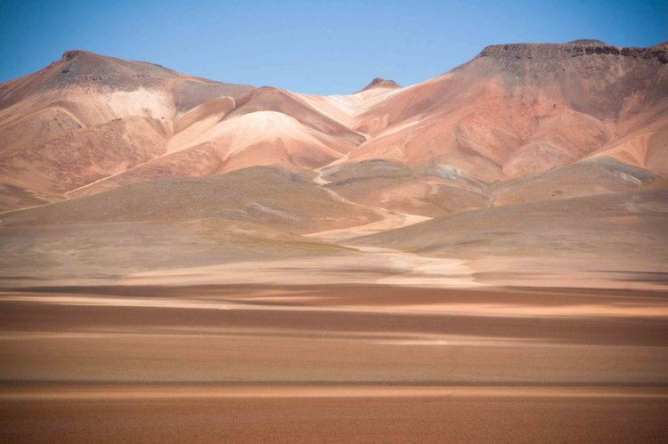 Atacama Desert Valley