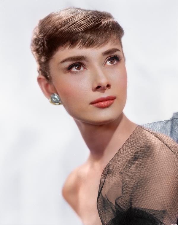 Aubrey Hepburn In 1953