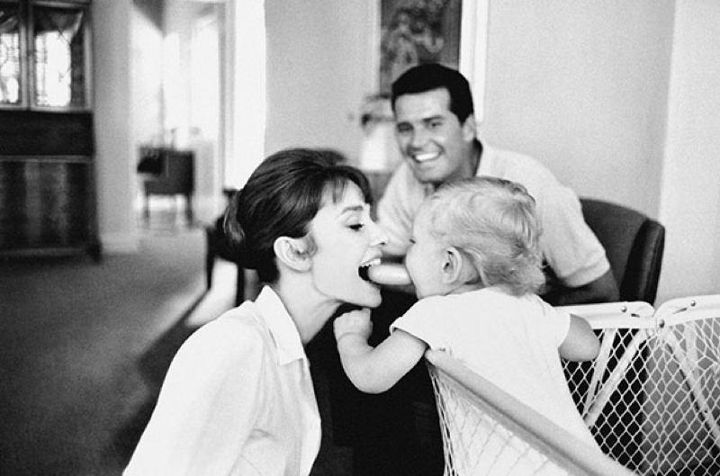 Audrey Hepburn Son
