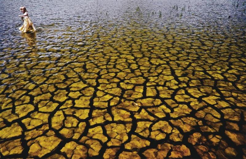Australia Extreme Weather Cracked Earth