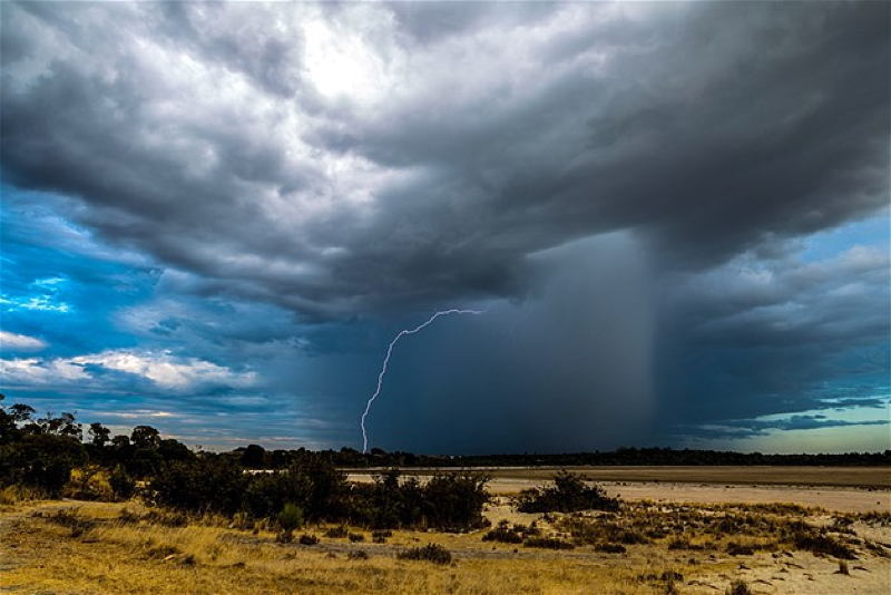 Australia Extreme Weather Storms