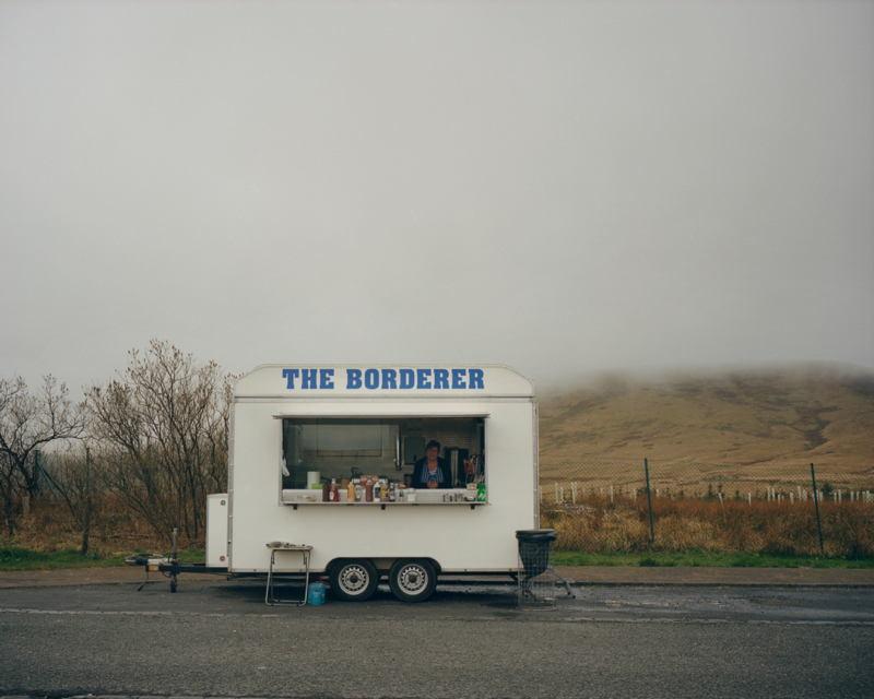 Borderland Kiosk