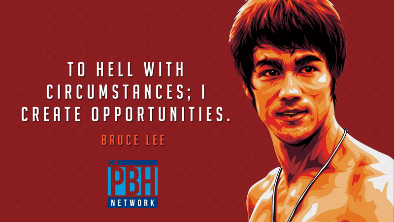 Bruce Lee Inspirational Quotes