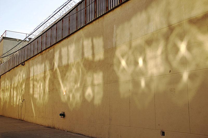 Bushwick Graffiti Light