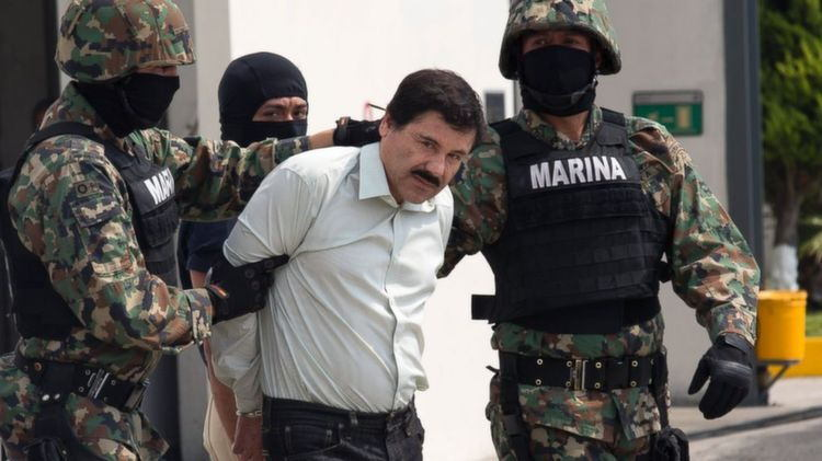 Mexican Drug Lord Chapo