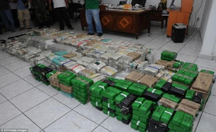 Mexican Drug Lord Drugs