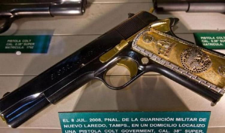 Mexican Drug Lord Pistol