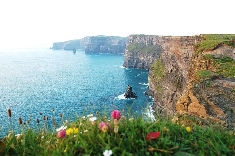 Picturesque Cliffs of Moher