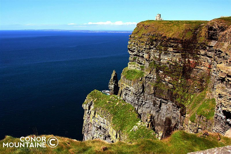 Cliffs of Moher Obrien's Tower