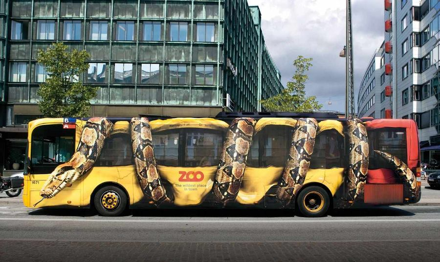 Copenhagen Zoo Bus