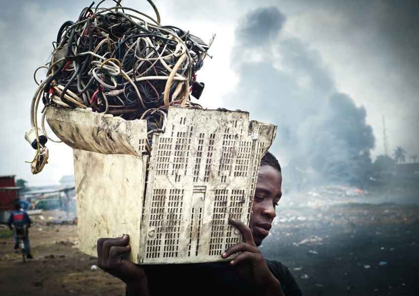 Agbogbloshie Cables