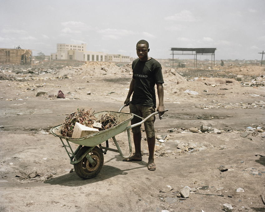 Agbogbloshie Cart