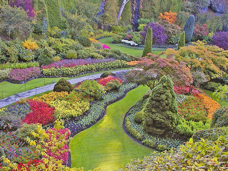 Butchart Gardens Around the World